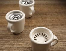 strainer mugs