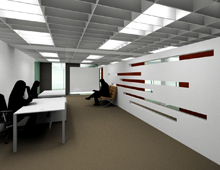 Offices renovation
