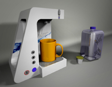 Coffee Brewer for Souroti